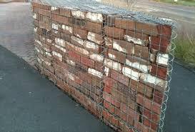 garden brick wall ideas brick block
