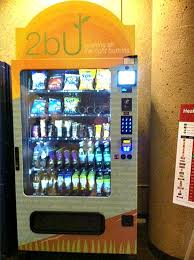 Gluten Free Vending Machine Snacks Amazing New Healthy Vending Machine Introduced In The County The RECord