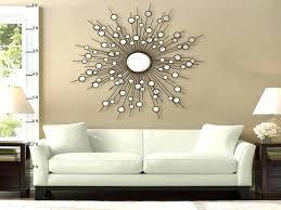 sun mirror wall decor decoration hanging