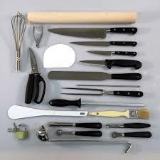 Mallette Couteaux Cuisine Professionnelle 21 Pièces Eurolam