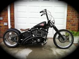 night train bobber build new pics harley davidson forums