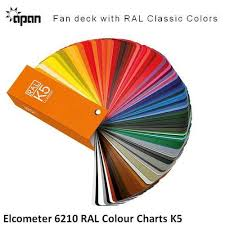 Ral K7 Colour Chart Ral Colour Charts K5 View Specifications Details Of Pvc
