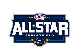 Image result for 2019 hockey all star game logo