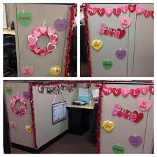 valentine office ideas. Holiday Cubicle Decor - Valentines Day. Work CubicleCubicle IdeasOffice Valentine Office Ideas E