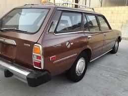 1977 Toyota Corolla Wagon | The Wagon