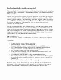 Resume Letters The Importance Of A Follow Up Email After Resume