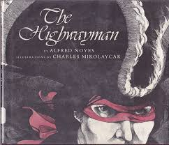 the marlowe bookshelf the highwayman the highwayman