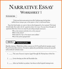 narrative essay outline example essay checklist 8 narrative essay outline example