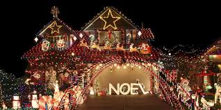Christmas Lights Christmas Lights Can Be Seen From Space By Nasa Satellites Huffpost