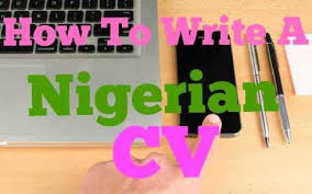 Modern Way To Present A Hardcopy Resume How To Write A Good Nigerian Cv 2019 Latest Format Hot Vibes Media