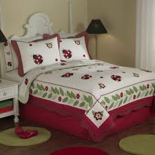 95 best LADYBUG QUILT images on Pinterest | Ladybugs, Lady bug and ... & ladybug quilt bedding Adamdwight.com