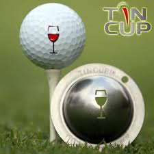 ball markers. tin cup ball marker ™ napa valley markers