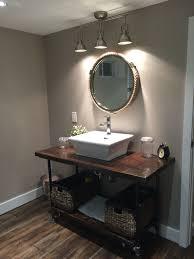 industrial bathroom vanity lighting. Industrial Bathroom Vanity Lighting #0 - 32 Trendy And Chic Ideas DigsDigs A