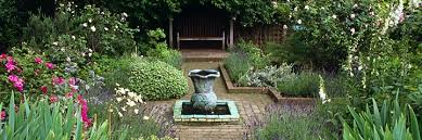 Small Picture Museum Gardens Geffrye UK