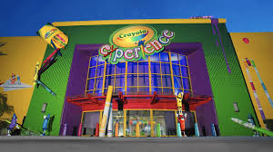Image result for crayola experience store