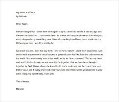 Love Letter To Girl Friend To Missing Her Free Word Love