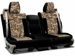 skanda sand black digital camo seat covers