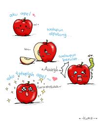 Gambar mewarnai buah apel cocok untuk tk dan paud. 78 Gambar Apel Berulat Paling Hist Gambar Pixabay