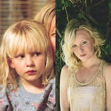 Then and now: Chloe Greenfield, the girl that played Lily Smith in 8 Mile,  AKA B Rabbit's little sister. She's now 25 yo.: Eminem