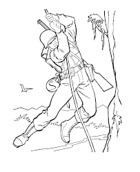 Soldiers Coloring Pages Skanixinfo