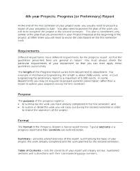 Quarterly Status Report Template Sample Project Report Template Free Management Reports