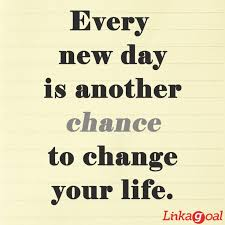 Unknown Quotes About Life Amazing Unknown Quotes About Life Glamorous Every New Day Is Another Chance