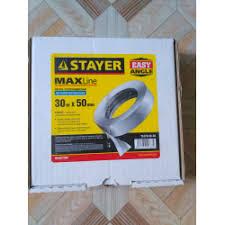 Отзывы о <b>Лента</b> угло защитная <b>металлизированная Stayer</b>