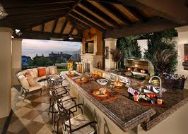outdoor kitchen and bar luxury home design top to outdoor kitchen