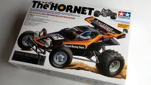 the hornet rc unboxing the tamiya hornet ltd black metallic edition 2wd 1