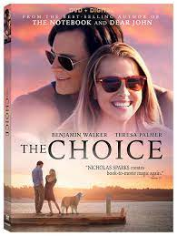 The Choice [DVD + Digital]: Amazon.de: DVD & Blu-ray