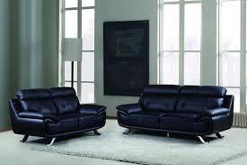 maxwest p338 modern black genuine leather sofa and loveseat set 2 pcs reviews p338