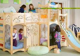 Wooden-Bunk-beds-for-kids-fantasy-playground-photo2