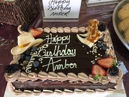 Amber Today Is Amber Marshalls Birthday Because It Is Not A