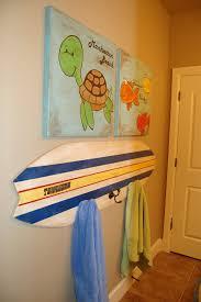 Surf Decor Bathroom