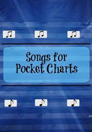 Songs For Pocket Charts Nancy Kopman