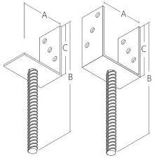 <b>Основание</b> колонны бруса - фотографии, описание, цена.