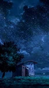dark-anime-scenery-wallpaper-iphone ...