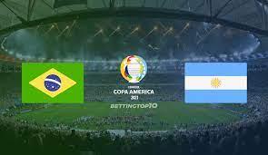 อาร์เจนตินา vs บราซิล – วิเคราะห์บอลและอัตราต่อรองฟุตบอล โคปาอเมริกา 2021  นัดชิงฯ