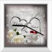 Hochzeitstag ist für viele ehepaare ein wichtiges ereignis, zu dem man herzlich gratulieren sollte. Zur Rubinhochzeit Personliches Geschenk Mit Namen Der Eheleute
