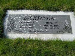 Marie Ola Brown Dickinson (1896-1981) - Find A Grave Memorial
