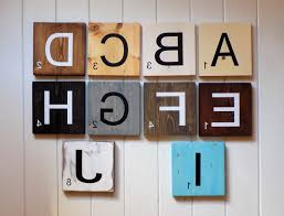 well liked scrabble wall art with large scrabble tiles scrabble tiles scrabble wall art