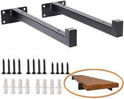 heavy duty industrial shelf brackets