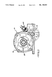 patent usre34023 power takeoff speed control assembly google patent drawing