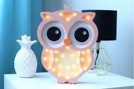 baby night lamp night light for baby nightlight owl gift for baby night light kids lamp