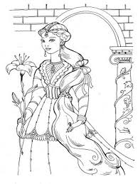 Small Picture Barbie And The Diamond Castle Coloring Pages Printable Coloring