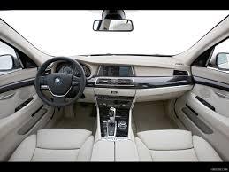 2008 BMW 5-Series Gran Turismo - Interior Dashboard | Wallpaper #58