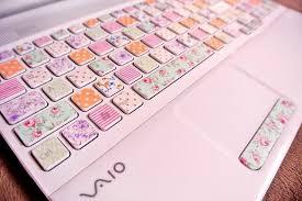 Cutest keyboard ever!   <b>Наклейки</b> на клавиатуру, Интерьер, Идеи
