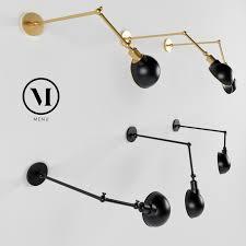 hudson lamp ceiling rose 3d model