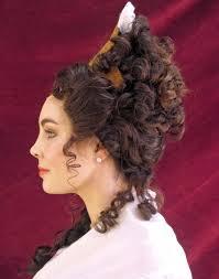 Прически в стиле барокко фото картины и история Прическа в стиле барокко