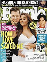 Rob Kardashian & Blac Chyna l Charles Manson & the <b>Beach Boys l</b> ...